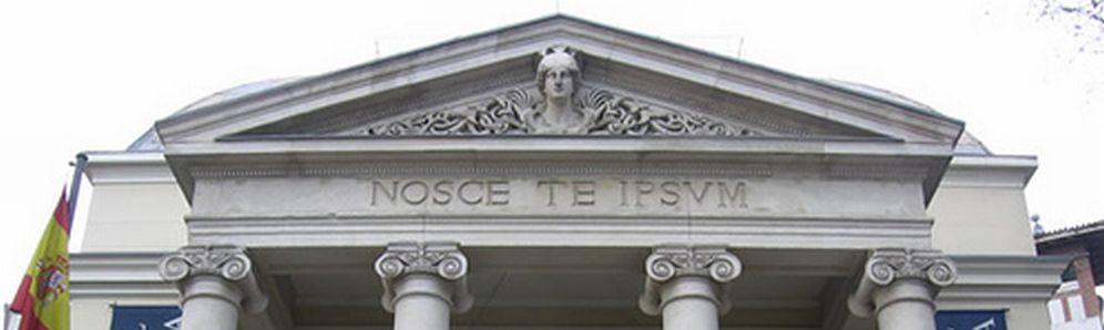Lema de la Sabiduría en Grecia
