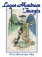 Logos Matram Teurgia