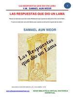 Las respuestas que dio un Lama